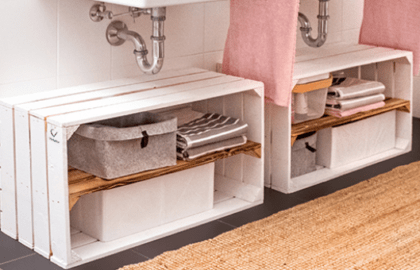 Holzkisten-Möbelkisten-Qualität